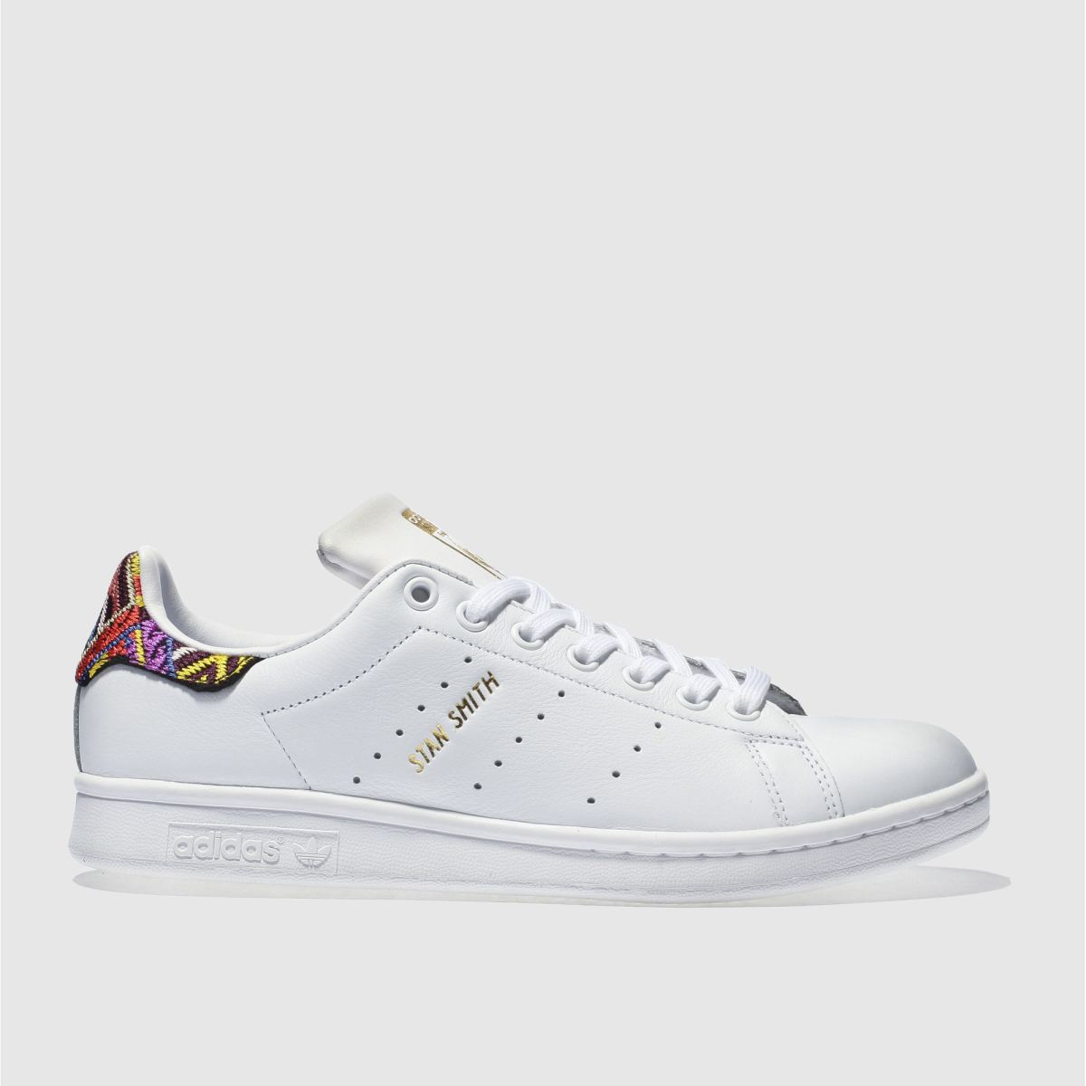 Adidas White Stan Smith Trainers