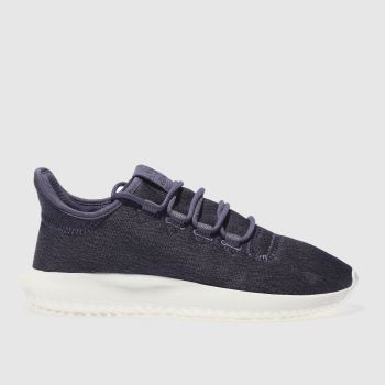 Adidas Purple Tubular Shadow Womens Trainers