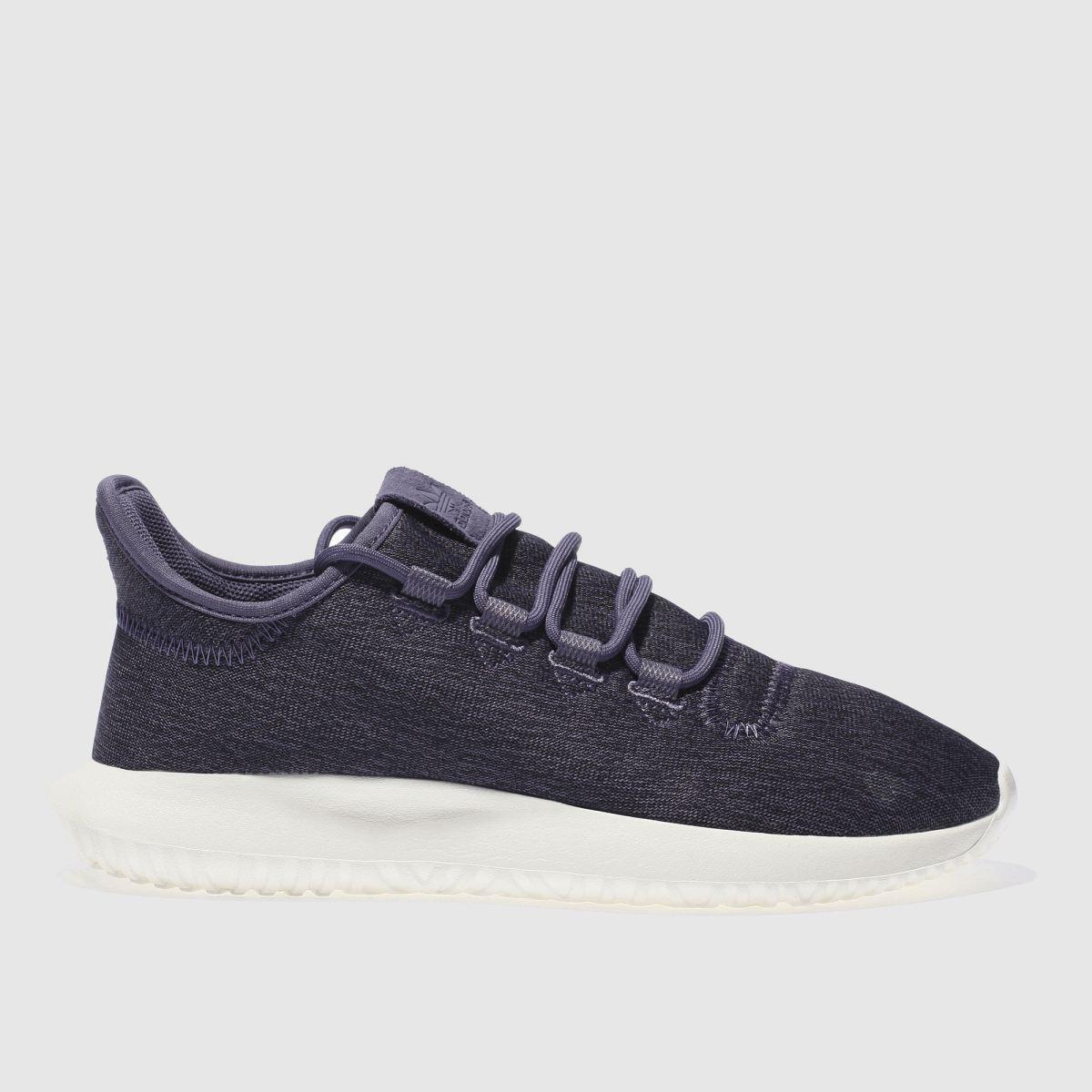 adidas purple tubular shadow trainers