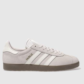 Adidas Pink Gazelle Suede Womens Trainers