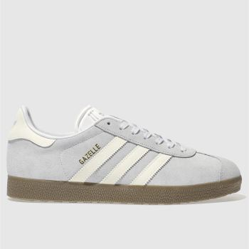 Adidas Pale Blue GAZELLE SUEDE Trainers