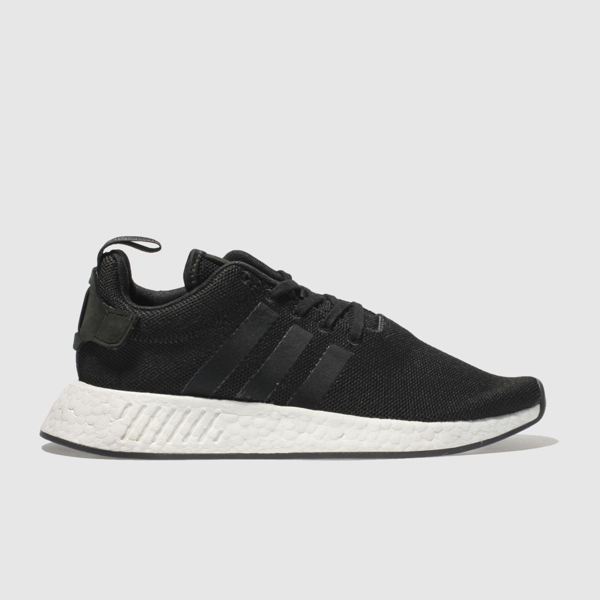 Adidas Black & White Nmd R2 Trainers