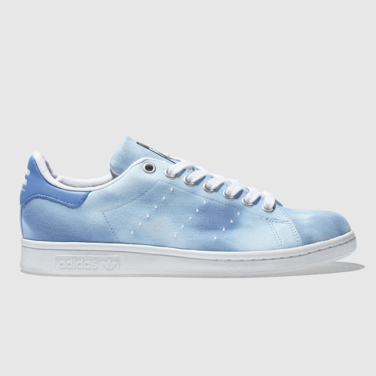 Adidas Blue Stan Smith Pharrell Hu Holi Trainers