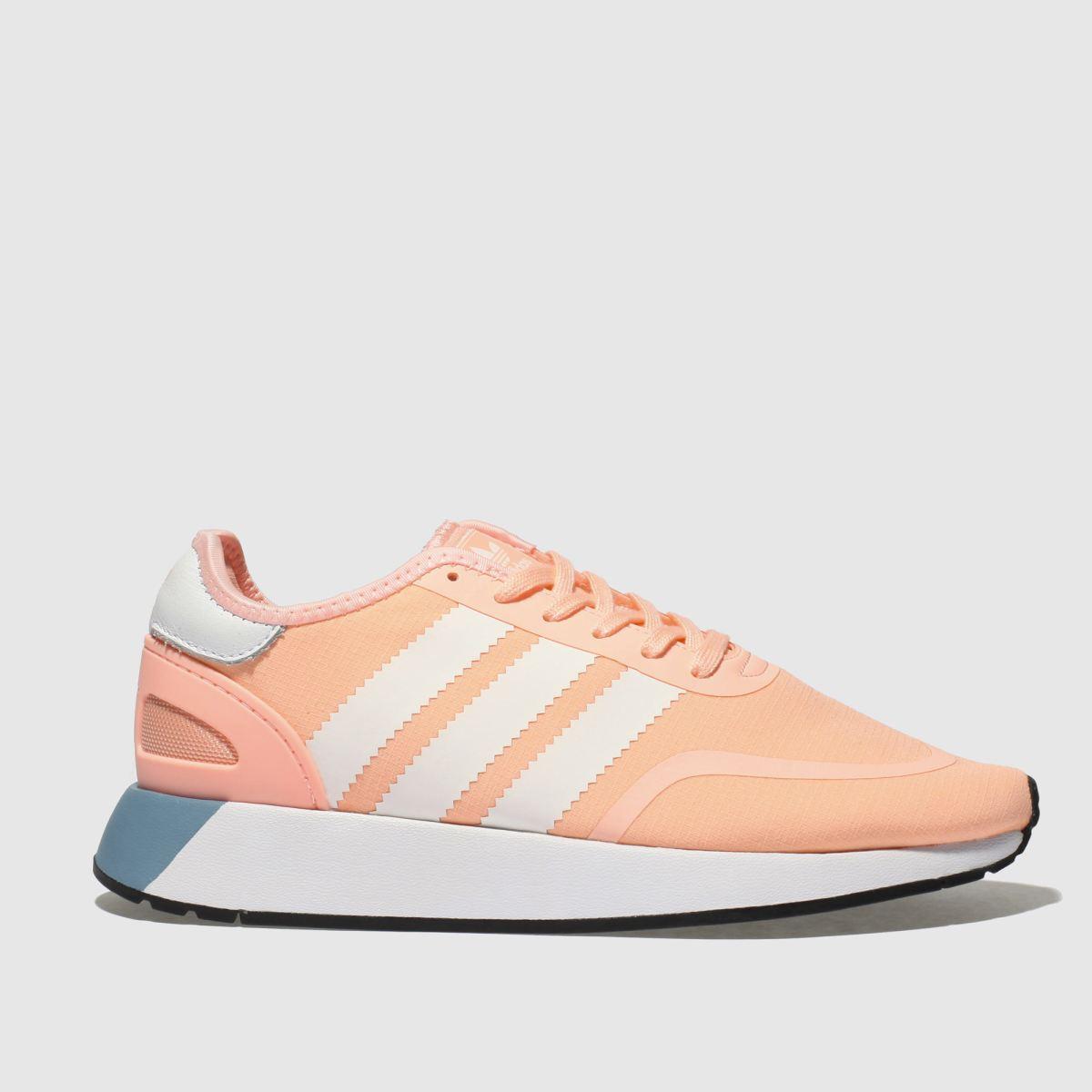 Adidas Pale Pink N-5923 Trainers