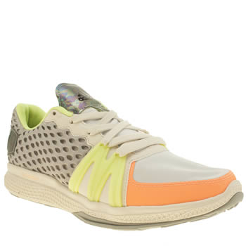 Adi Stella Sport White & grey Ively Womens Trainers