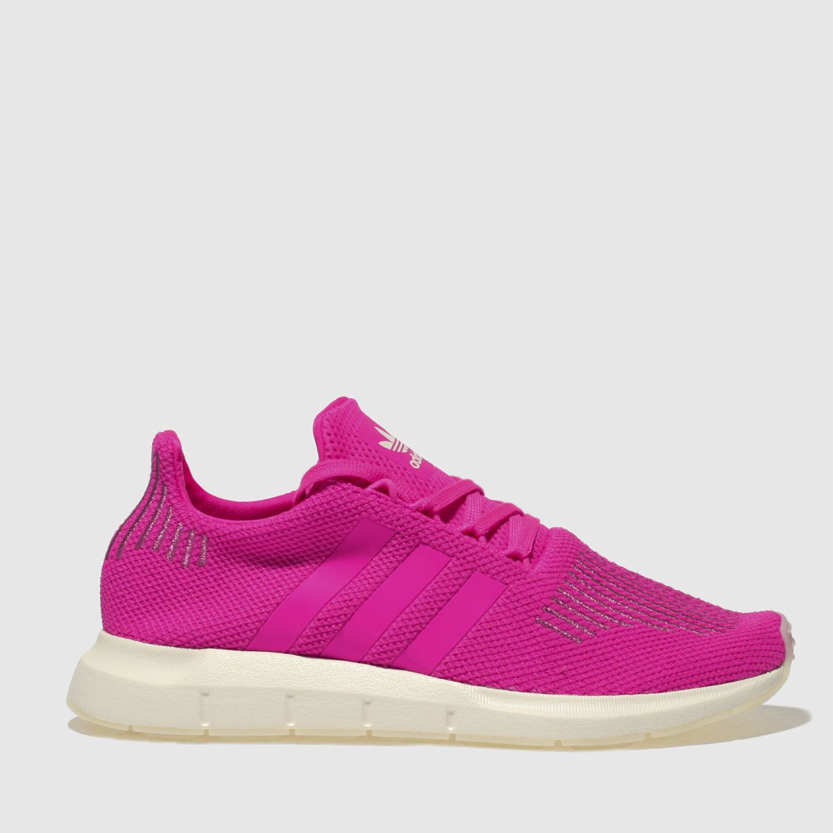 Adidas Pink Swift Run Trainers