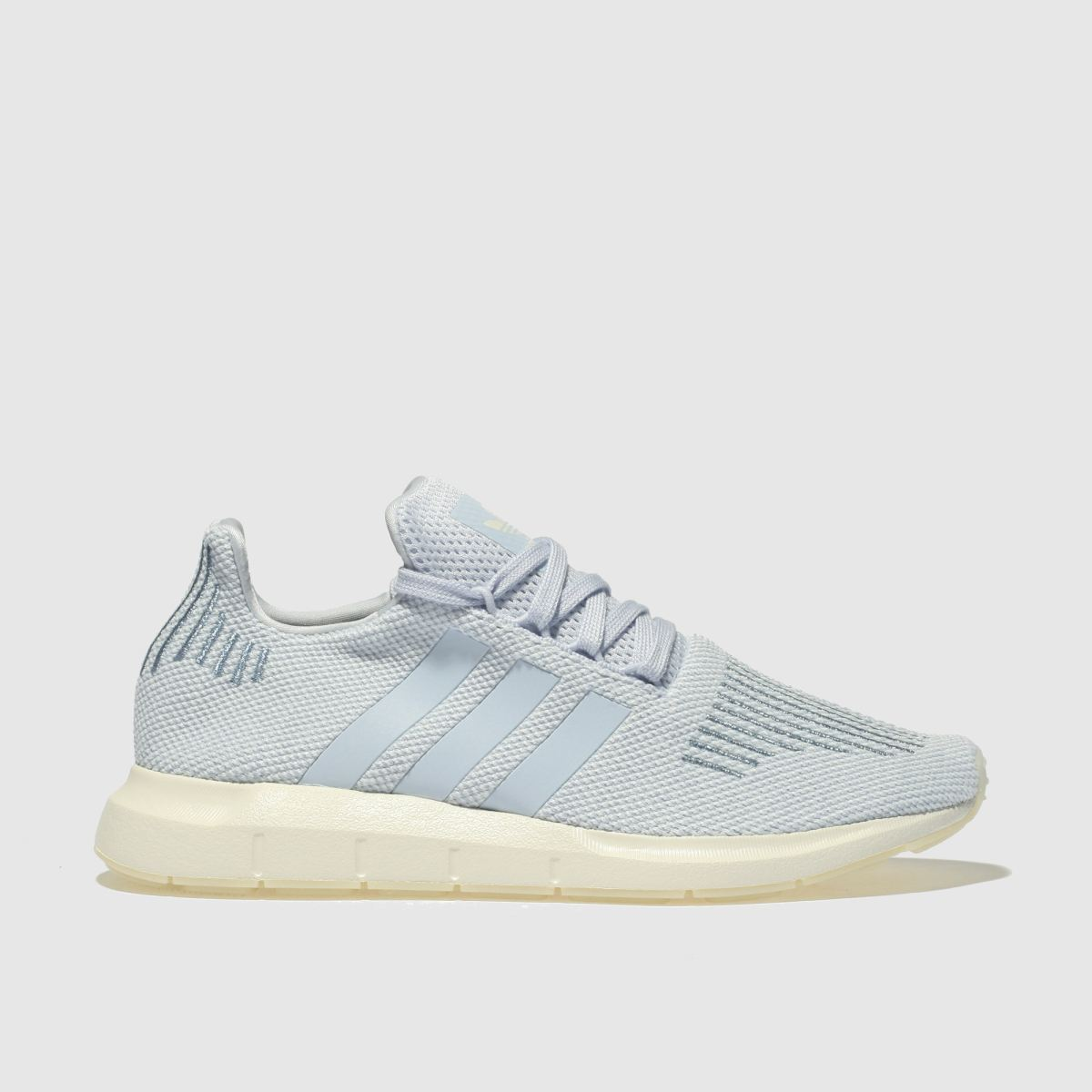 Adidas Pale Blue Swift Run Trainers
