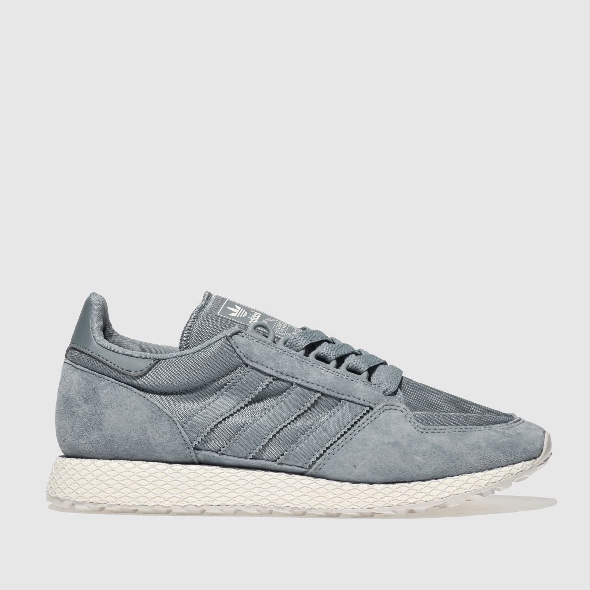 Adidas Blue Forest Grove Trainers