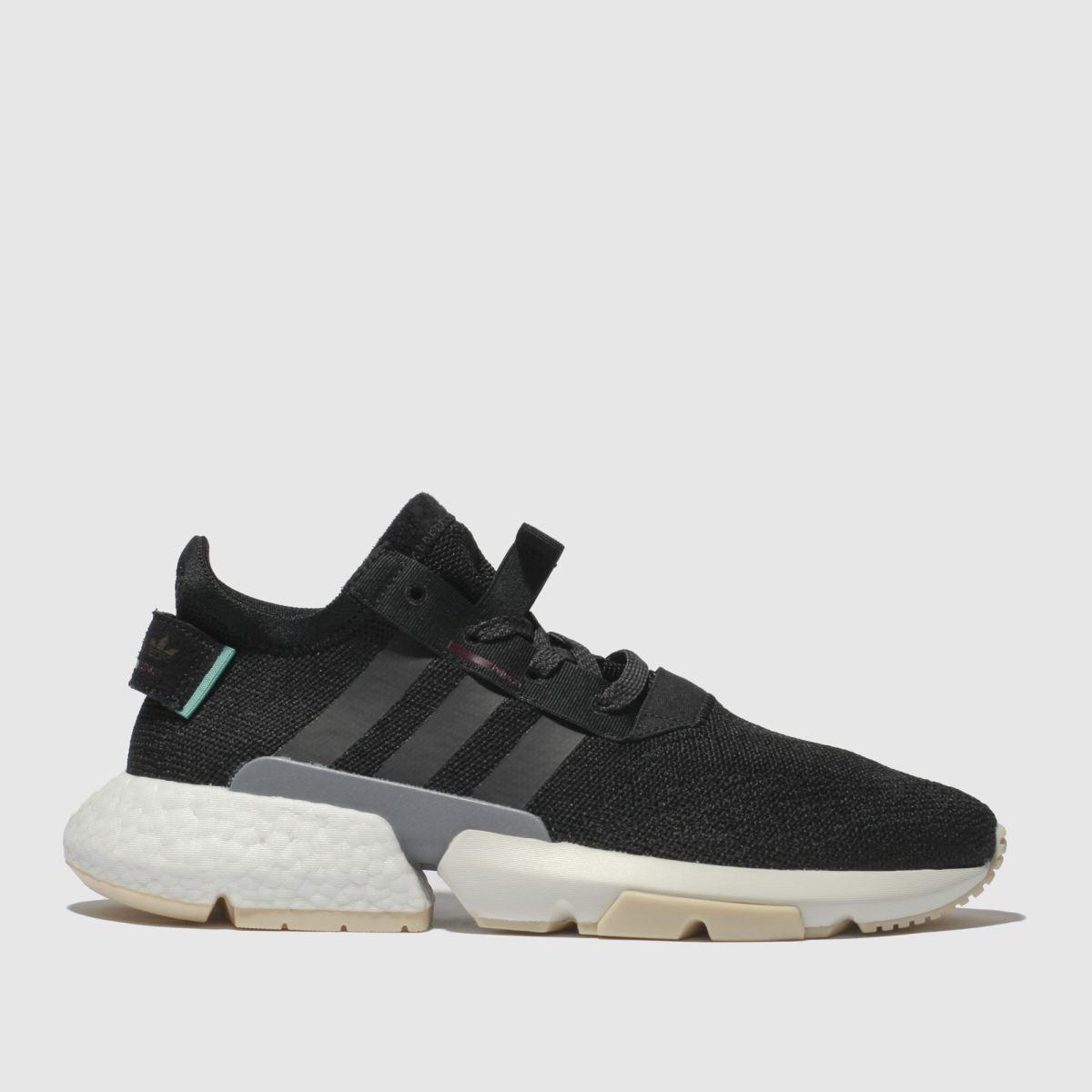 Adidas Black Pod S3.1 Trainers