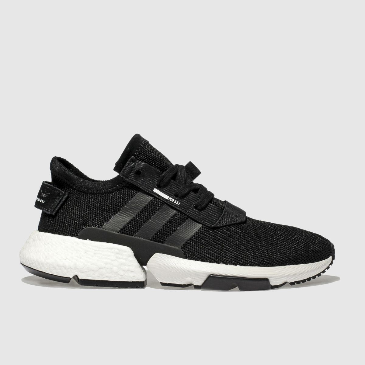 Adidas Black & White Pod-s3.1 Trainers