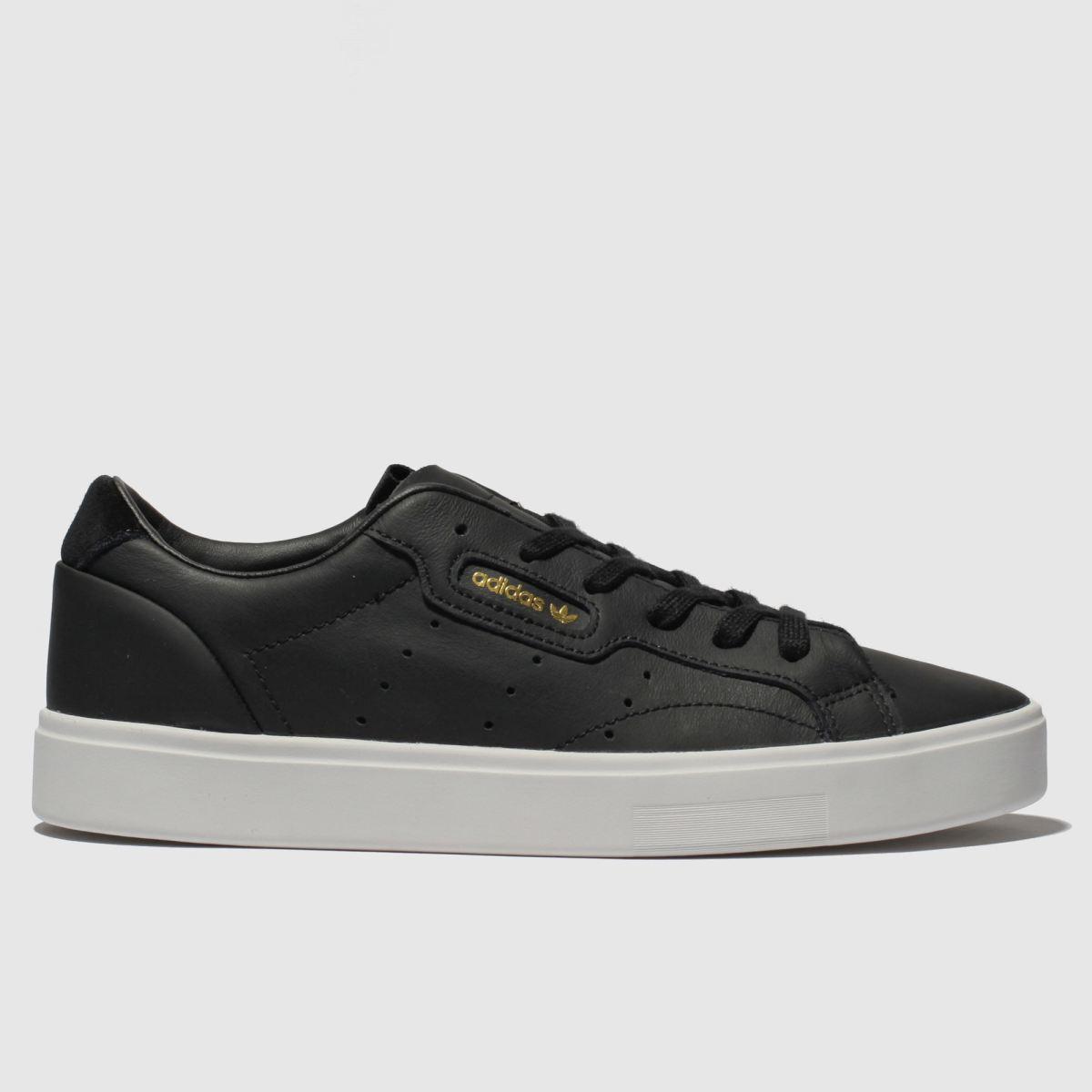 Adidas Black Sleek W Trainers