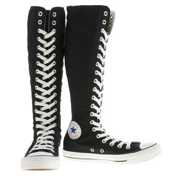 converse extra high tops