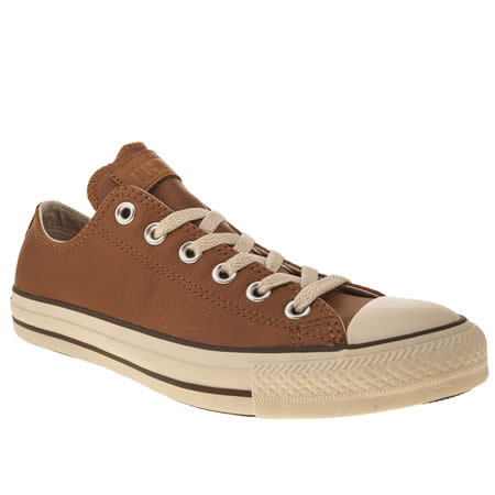 converse all star ox iii leather 1