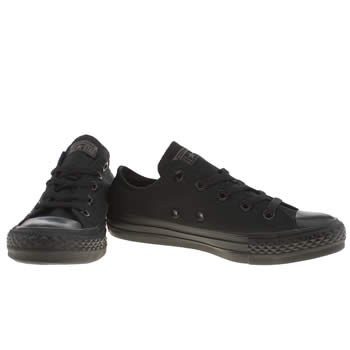 black trainers women