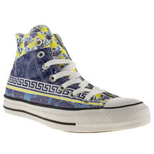 converse all star floral mix print hi 1