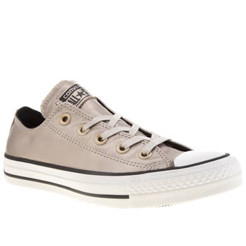 ladies leather converse