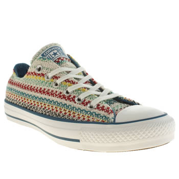 Converse Multi All Star Winter Material Trainers