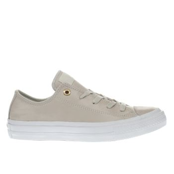 Converse Stone Chuck Taylor Ii Ox Womens Trainers