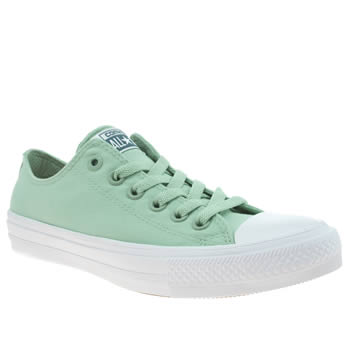 Converse Turquoise Chuck Taylor All Star Ii Neon Womens Trainers