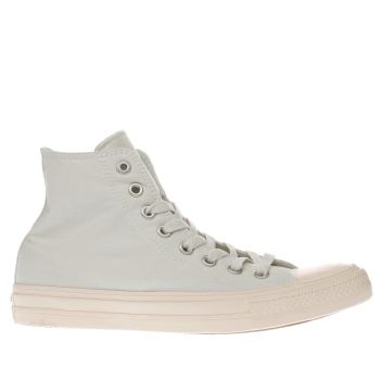 Converse Grey Chuck Taylor All Star Ii Hi Womens Trainers