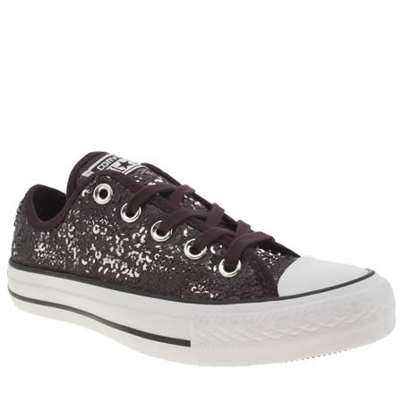 converse all star distressed sequins ox 1
