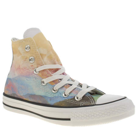 converse photo real sunset hi 1