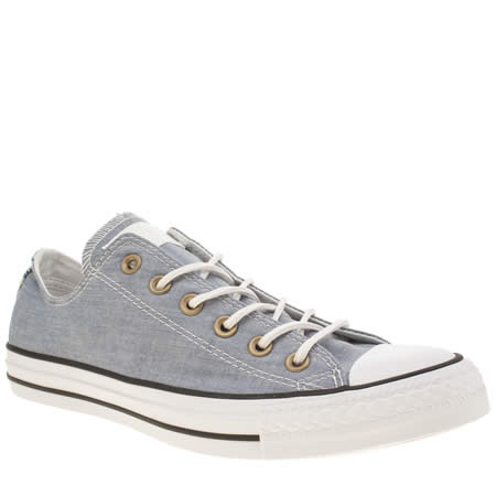 converse all star craft chambray ox 1