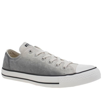 Converse Grey All Star Sunset Wash Ox Womens Trainers