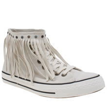 converse fringe acid wash denim hi 1