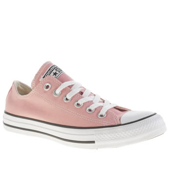 Converse Peach Cons As Ox Trainers