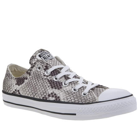 converse all star snake ox 1