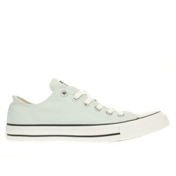 Converse Pale Blue All Star Ox Womens Trainers