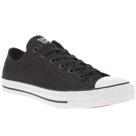 converse all star sting ray leather ox 1