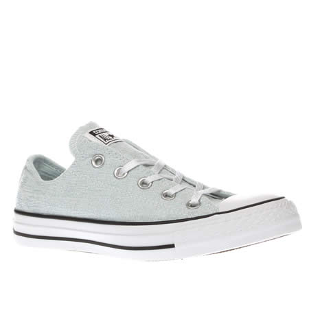 converse all star sparkle knit ox 1
