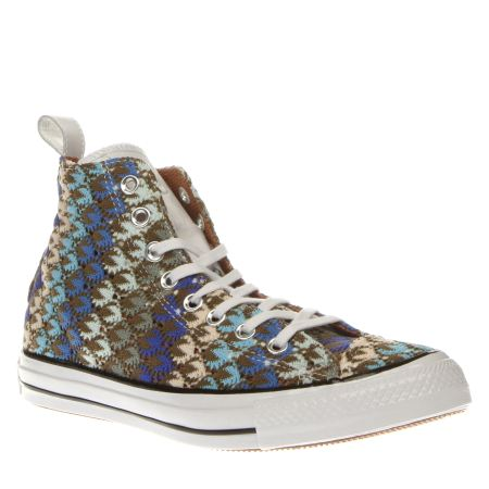 converse all star missoni hi 1