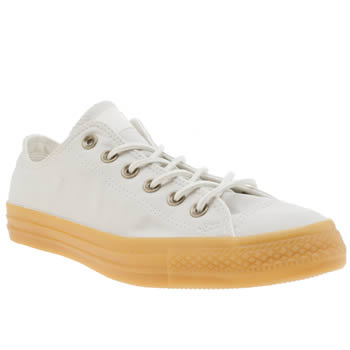 Converse Stone All Star Gum Ox Trainers