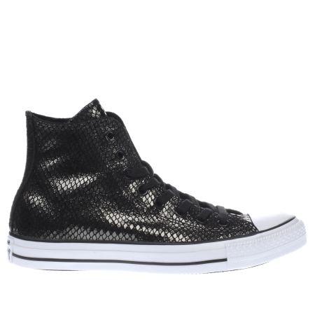 converse all star metallic snake hi 1