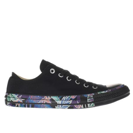 converse all star floral tape ox 1