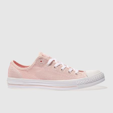 converse all star perforated ox 1