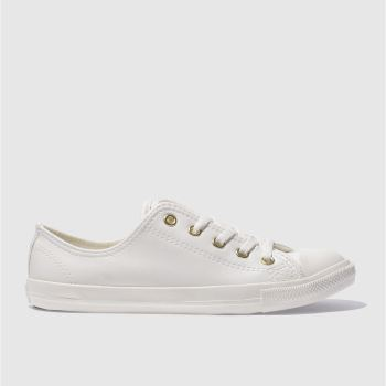 Converse Stone All Star Dainty Craft Ox Womens Trainers