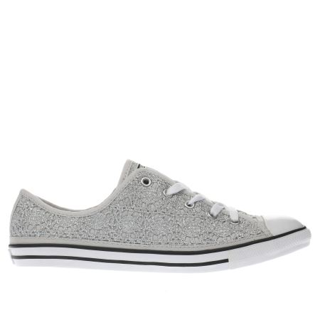 converse all star dainty ox 1