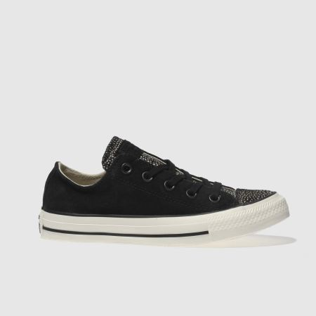 converse all star suede fur ox 1