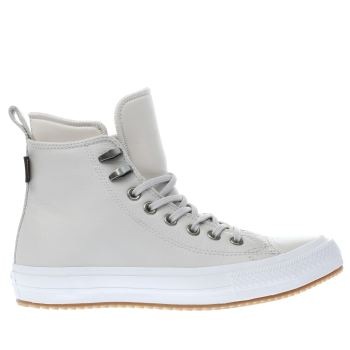 CONVERSE STONE ALL STAR WATERPROOF BOOT HI TRAINERS