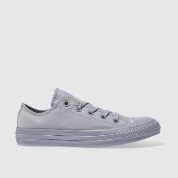 Converse Blue Chuck Taylor All Star Mono Ox Womens Trainers