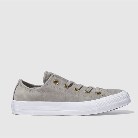 converse all star nubuck ox 1