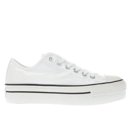 converse all star platform ox 1