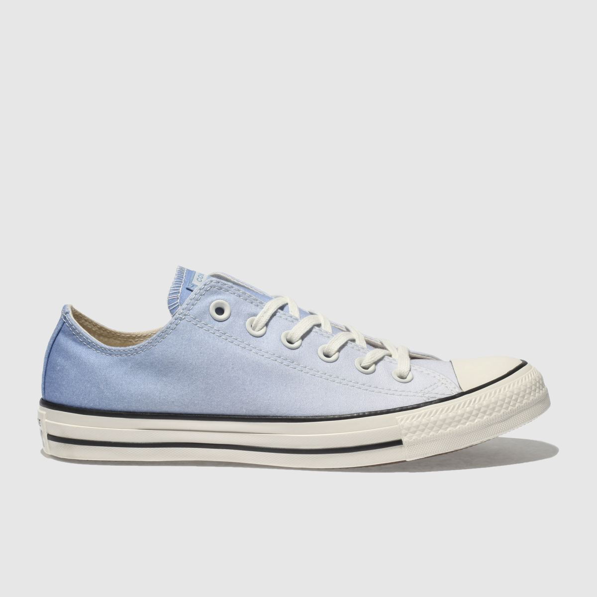 Converse Blue Chuck Taylor Ox Trainers