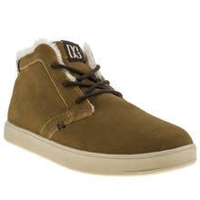 Tan Dc Shoes Village Le