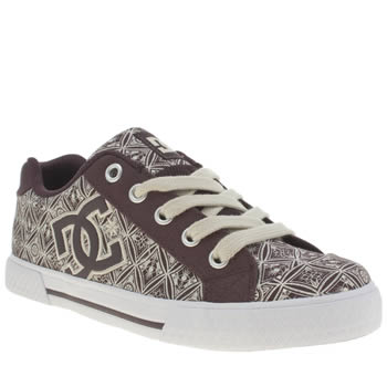 Dc Shoes Burgundy Chelsea Tx Se Trainers
