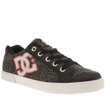 Womens Dc Shoes Grey Chelsea Tx Se Trainers
